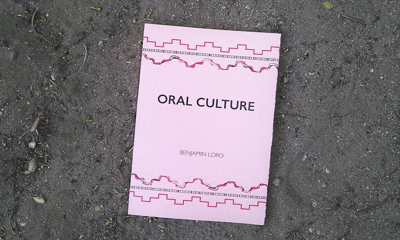 Cover of the book Oral Culture