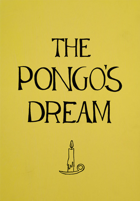 The cover of the book The Pongo's Dream